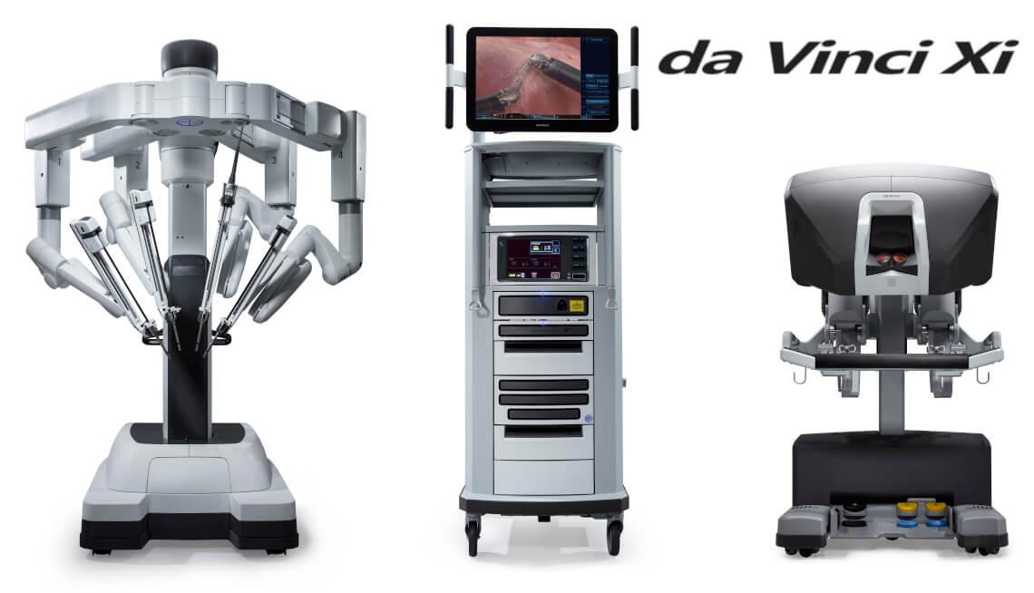 Χειρουργικό Συστημα Davinci Xi